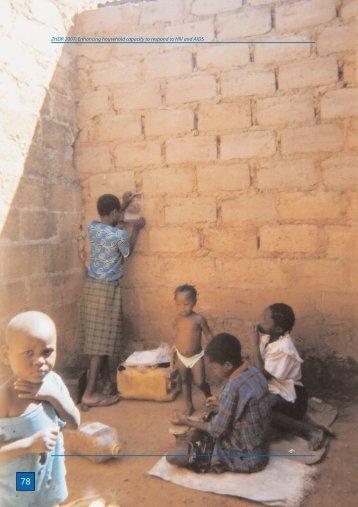 An agenda for enhancing household capacity to respond ... - SARPN