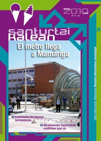 Junio 2010 - Ayuntamiento de Santurtzi