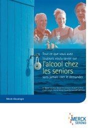 l'alcool chez les seniors - Santé en Limousin