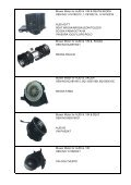 Catalog of Blower Motor - ChengDu Glossy Trading Co., Ltd. - Page 3