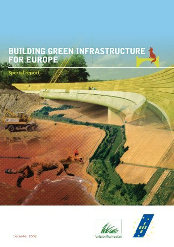 Building Green Infrastructure for Europe - a special report - EEB