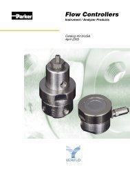 Flow Controllers - regula servis