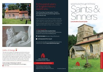 A thousand years of English history awaits you - The Churches ...
