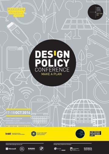 About-the-Design-Policy-Conference-Brochure