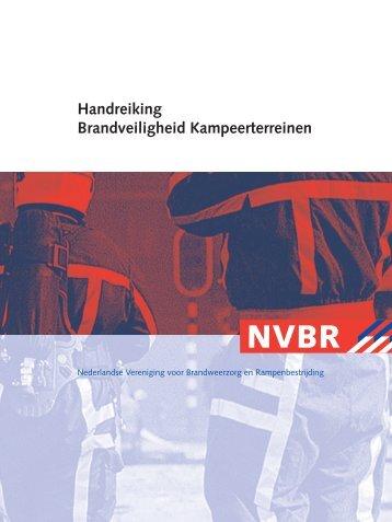 Handreiking Brandveiligheid Kampeerterreinen - Gemeente Maasdriel