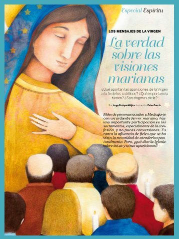 La verdad sobre las visiones marianas