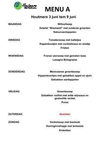download het menu - OCMW Zwijndrecht