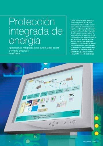 Protección integrada de energía