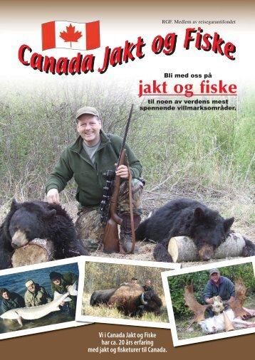 Rocky Mountains med - Canada Jakt og Fiske