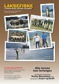 Rocky Mountains med - Canada Jakt og Fiske - Page 4