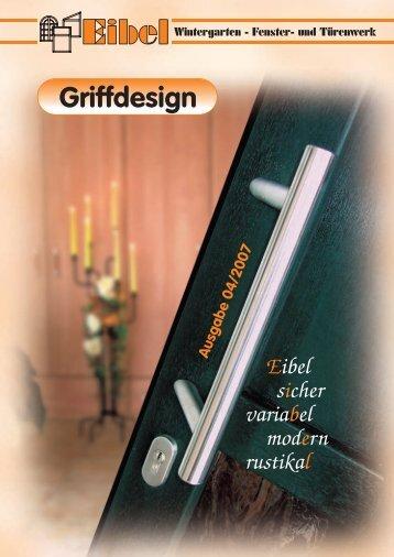 Griffdesign - Eibel GmbH