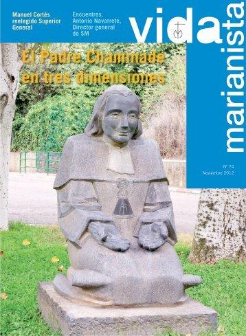 El Padre Chaminade en tres dimensiones - Publicaciones Marianistas