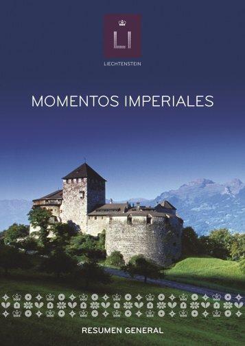 MOMENTOS IMPERIALES
