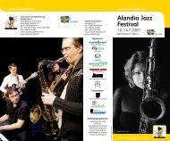 Alandia Jazz Festival - Visit Åland