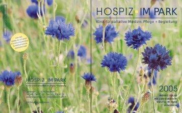 Hospiz Folio 2005 - Hospiz im Park