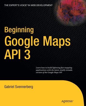 Google Maps API 3