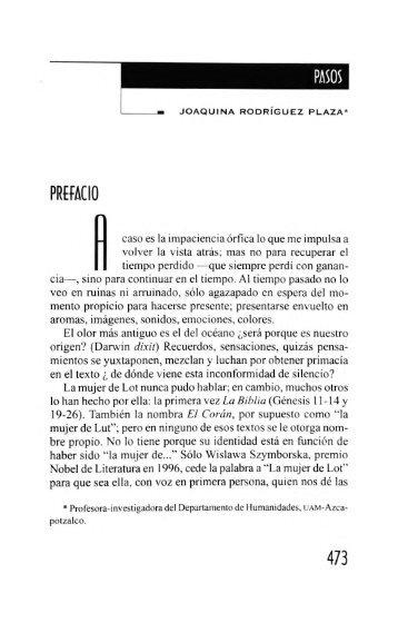 Pasos / Joaquina Rodríguez Plaza - Si necesitas algún libro aqui lo ...
