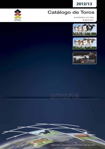 catálogo-de-toros-2012-12 - GGI German Genetics International ...