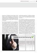 DFSI-STUDIE 2014/15: Qualitätsrating der Lebensversicherer - Seite 7