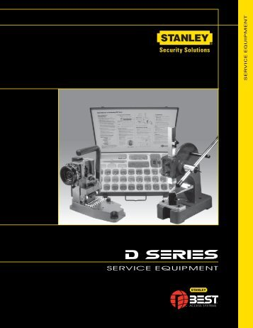 service equipment - Best Access Systems