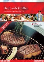 Heiß aufs Grillen - Fleischer & Selcher MAYERHOFER