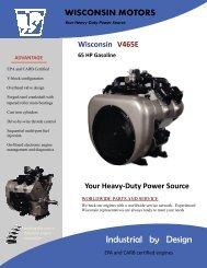V465E - Wisconsin Motors