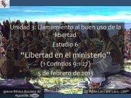 """Libertad en el ministerio"" - Iglesia Biblica Bautista de Aguadilla ..."