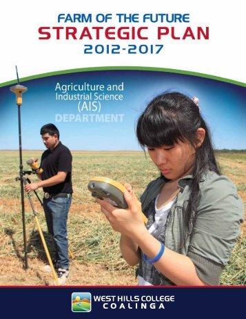 Strategic Plan 2012-2017 - West Hills College