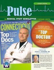 June 2009 - Waterbury Hospital