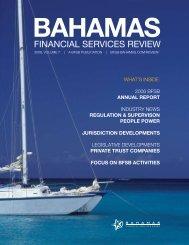 Bahamas Financial Services Review, Vol 7