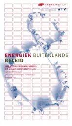 energiek buitenlands beleid - Adviesraad Internationale Vraagstukken