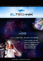 äAGB - EL-Technik