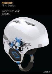 Alias Design Brochure - Asidek
