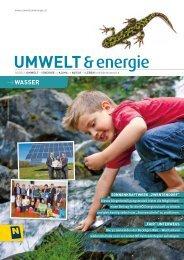 Umwelt & Energie - Mostviertel - Wachau