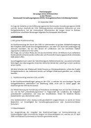 JU Positionspapier KVR - ju kreisverband dithmarschen