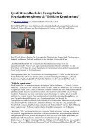 Einen ausführlichen Bericht von Dr. Hans Hubbertz über diese ...