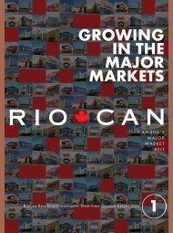 1st Quarter Report to Unitholders (PDF 888 KB) - RioCan