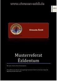 Referat - Text zur Präsentation (PDF-Datei)