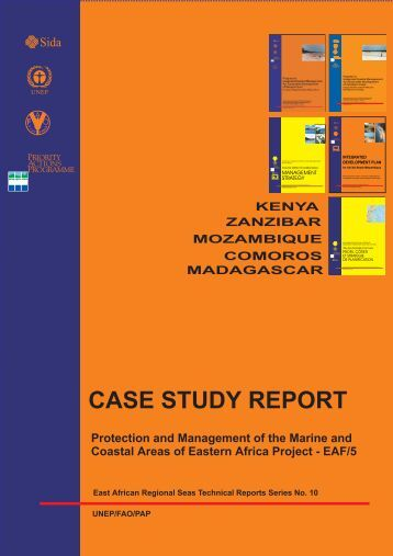 EAF5_Case_Study_Repo.. - GRID Africa GeoPortal - UNEP