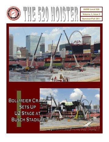 Volume 3 Issue 3 - Operating Engineers Local 520