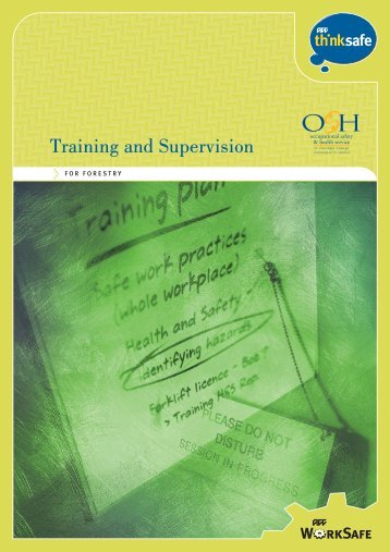 Training and Supervision - ACC