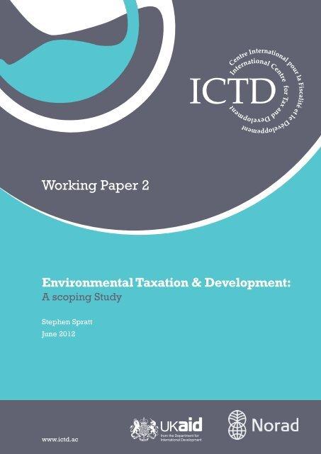 Working Paper 2 - Institute of Development Studies