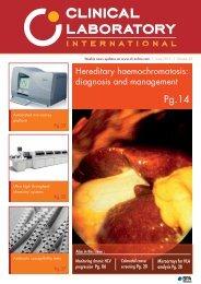 Hereditary haemochromatosis: diagnosis and management