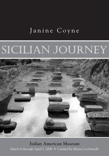 Sicilian Journey - Italian American Museum