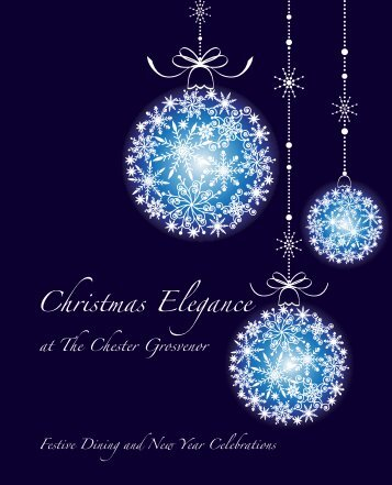 Christmas Brochure 2011 (no M&E).indd - The Chester Grosvenor