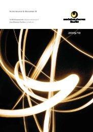 Schumann & Brahms II - Sinfóníuhljómsveit Íslands