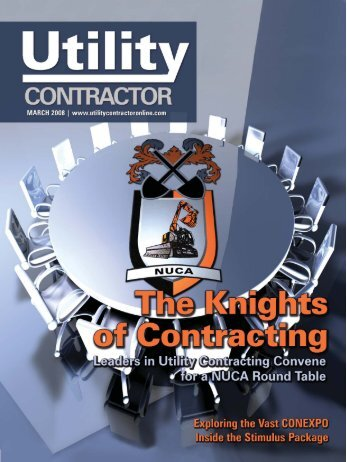 View Full March PDF Issue - Utility Contractor Magazine