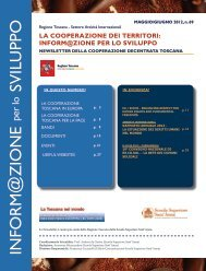 Newsletter n.69 - ITPCM - Scuola Superiore Sant'Anna