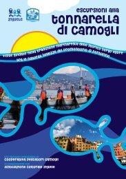 Scarica il volantino - sistema turistico locale del genovesato