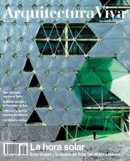 La hora solar - Arquitectura Viva